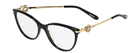 Chopard Brillen Gafas de Vista VCH238S SHINY BLACK 53/17/135 Damen