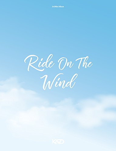Kakao M KARD - Ride on The Wind (3rd Mini Album) CD+Booklet+Postcards+Photocard+Photo Ticket+Folded Poster+Free Gift