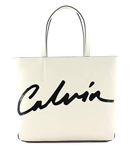 Calvin Klein CKJ Sculpted Shopper Sand