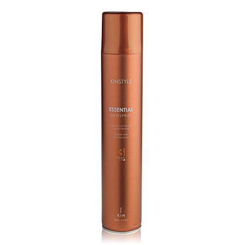 Laca Fijación Flexible, Essential Hairspray, Kin Cosmetics