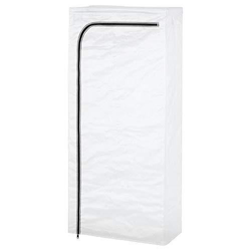 IKEA ASIA HYLLIS - Funda Transparente para Exterior (60 x 27 x 140 cm)
