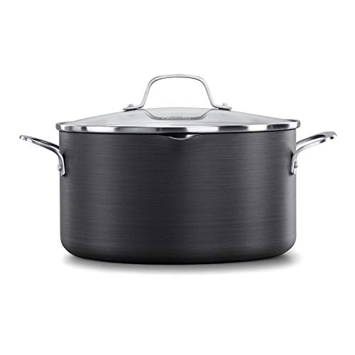 Calphalon Classic Nonstick Dutch Oven with Cover, 7 quart