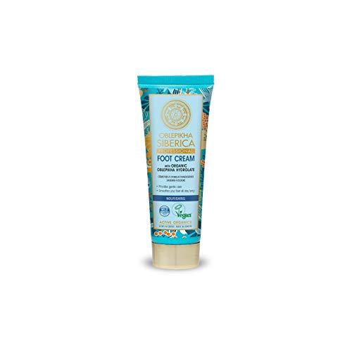 Natura Siberica Crema para Pies - 75 ml