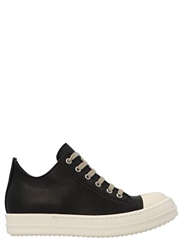 Rick Owens Luxury Fashion Donna RP21S3891LDEP911 Bianco Altri Materiali Sneakers | Ss21