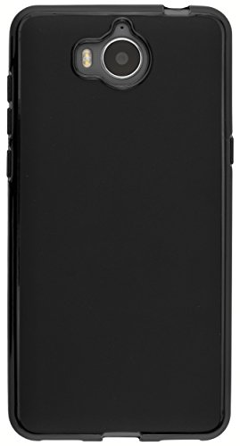 Hülle kompatibel mit Huawei Y7 Handy Case Handyhülle, schwarz - 3