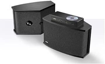 Bose 901 Direct/Reflecting Speaker System - Black Ash