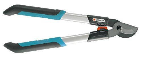 Gardena Astschere Classic 480 B: Bypass-Baumschere für frisches Holz bis 30 mm Durchmesser, 48 cm Länge, präzise Messer mit antihaftbeschichteten Klingen, ergonomische Griffform (8776-20)