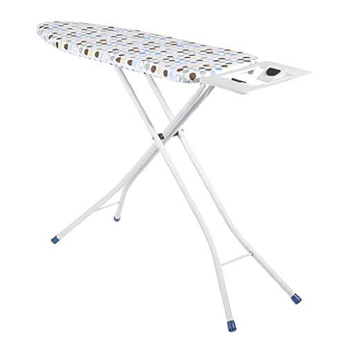 C-J-Xin Tabla de planchar para el hogar, tabla de planchar de pie...