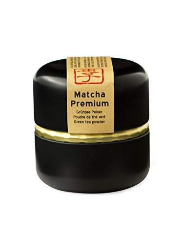 Keiko Bio Matcha Premium - 30 Gramm Grünteepulver, Matchapulver Premium aus Kagoshima, Japan