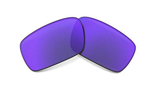 Oakley RL-CRANKSHAFT-10 Lentes de reemplazo para Gafas de Sol, Multicolor, 55 Unisex Adulto