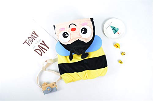 Titop Nouveaux Enfants Bean Warm Wear Bee Baby Wear Enfant vêtements de Dessus Automne/Hiver / Printemps Épaissir Veste & Manteau pour 2-3 Ans