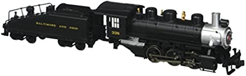 Bachmann Trains Usra 0-6-0 with Smoke and Slope Tender - B and O