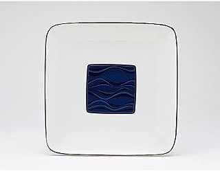 Noritake Stardust Platinum Medium Square Bowl