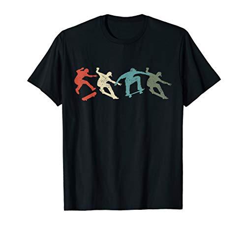 Skateboard Skateboarding Retro Gift for Skateboarders T-Shirt