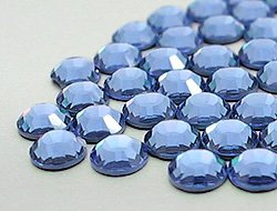 Rhinestones Normal of Star Bright | SS20 (4.7mm), Sapphire, 1440 Pieces (10 Gross) (accesorio de disfraz)