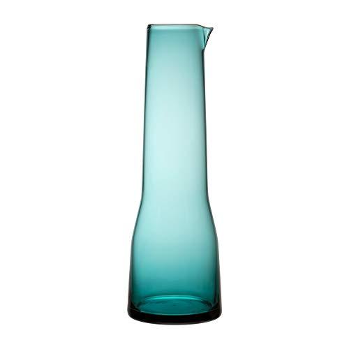 Iittala Essence Karaffe, Glas, Seeblau, 100 cl
