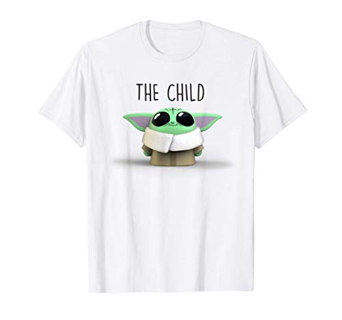 Star-Wars-The-Mandalorian-The-Child-Emoji-Camiseta