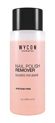 WYCON cosmetics NAIL POLISH REMOVER solvente leva...