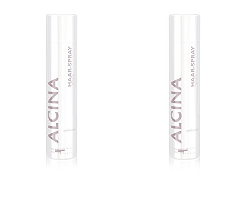 Alcina Haar-Spray Aerosol 2x500ml