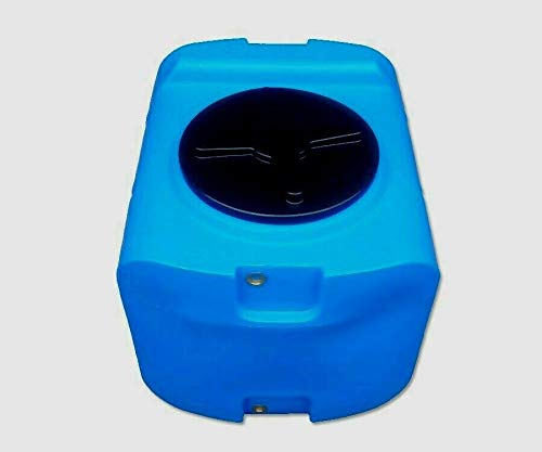 Depósito de agua de 200 l, depósito de agua potable, depósito de agua fresca, depósito de agua