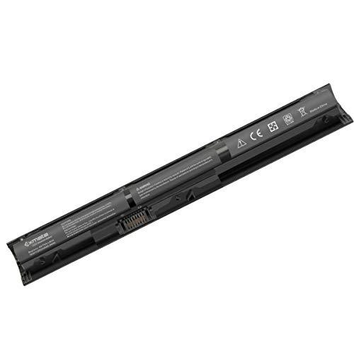 Exmate Bateria VI04 para 756743-001 756746-001 HSTNN-Lb4N HSTNN-LB6K HSTNN-Ub4N TPN-Q139 TPN-Q140 HP Envy 14-U 15-K 17-X Pavilion 15-P 17-F ProBook 440 445 450 455 G2 Series[14.8V 2800mAh 41.44Wh]