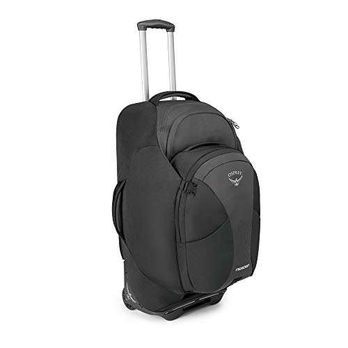 Osprey Packs Meridian 75L/28' Wheeled Luggage, Metal Grey