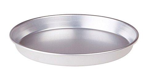 Pentole Agnelli, FAMA43/326, Tortiera Conica con Orlo, Alluminio, 26 X 26 X 3 cm