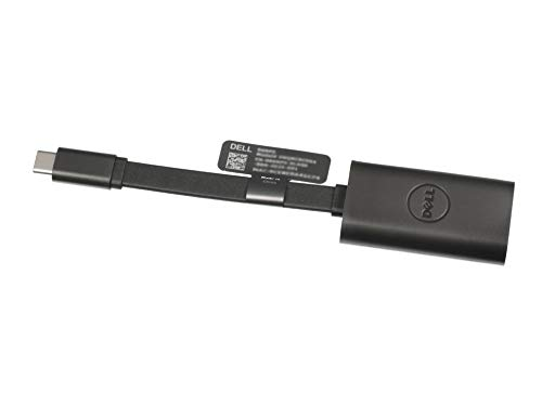 Dell DBQBCBC064 USB-C to Gigabit (RJ45) Adapter