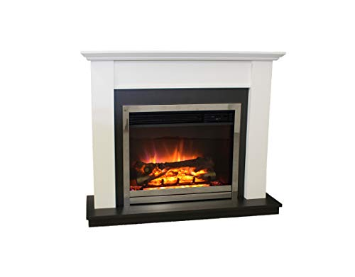 Suncrest Lumley Electric Fireplace