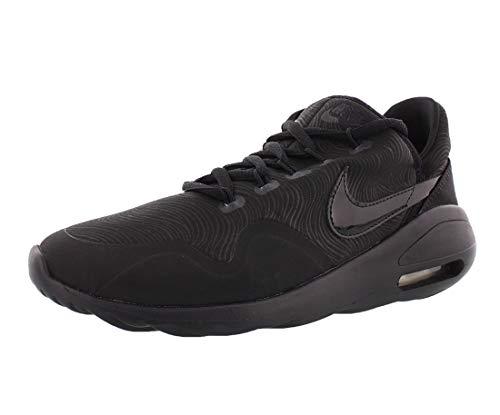 Nike Windfly, Scarpe da Ginnastica Basse Donna, Nero (Black), M