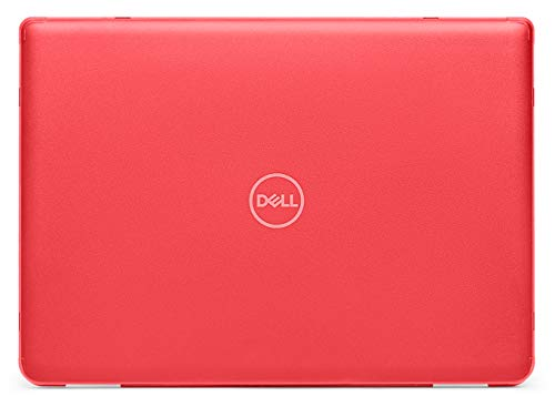 mCover Hard Shell Case for 14' Dell Latitude 3400 Business Laptop Computers Released After March 2019 (NOT Compatible with Other Dell Latitude Computers) (Red)