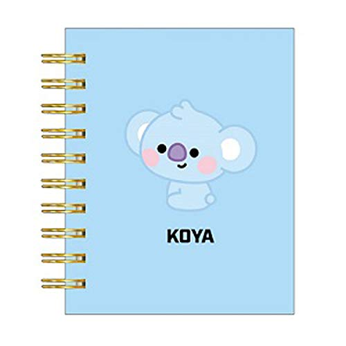 【BT21】【メモ】リングメモ(KOYA) 28330