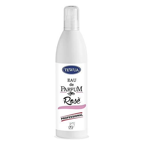 Tewua Perfumes Famosos Eau de Parfum Rosa