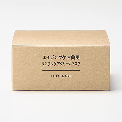 無印良品医薬部外品エイジングケア薬用リンクルケアクリームマスク80g44294413