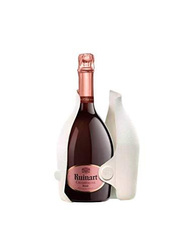Ruinart - Champagne Rosè + Coffret Second Skin 0,75 lt.