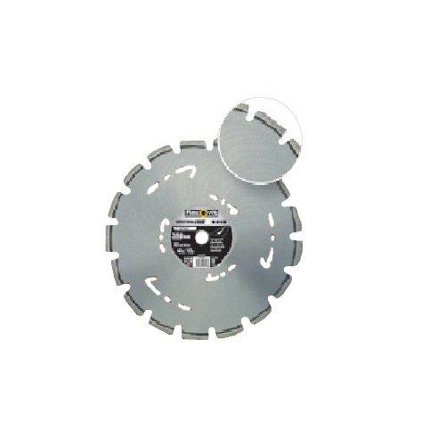 Flexovit 70184647255 diamantschijf voor vloersnijder, 350 mm D x 10 mm L x 3,2 mm E x 25,4 mm
