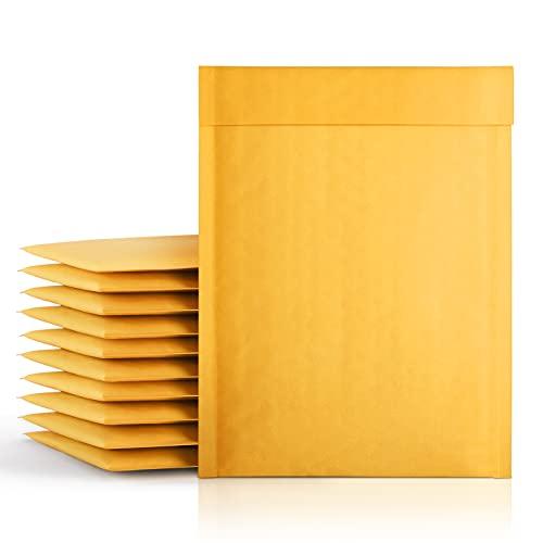 FUXURY FU GLOBAL #0 6x10 Padded Envelopes Kraft Bubble Mailers Small Bubble Envelopes 25pcs