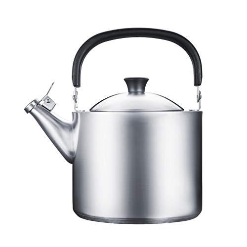 ZL-Théières pour cuisinière Bouilloire à thé Bouilloire à thé Bouilloire Acier Inoxydable