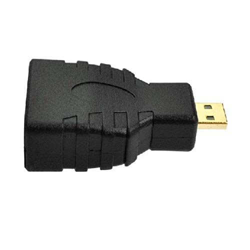 Lodenlli Adaptador de señal de Datos Micro a HDMI Cable Micro a estándar de Alta definición Tablet PC Conectado a TV