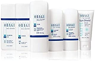 OBAGI NU-DERM TRAVEL KIT FOR NORMAL TO OILY SKIN 2.2 LBS