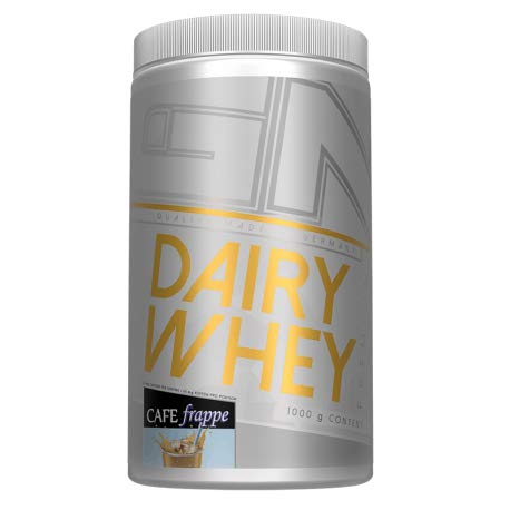 GN Laboratories 100% Dairy Premium Whey 40%-Cross-Flow Isolate 1000g (Cafe Frappe)