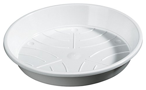 Untersetzer Standard, Polypropylen, robust, für innen und außen. D 45 x H 5 cm