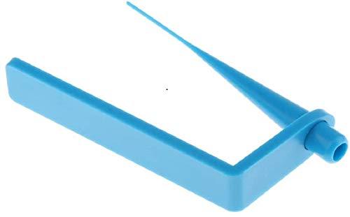 Kit d'élimination des étiquettes de peau pour un retrait rapide et efficace des étiquettes de peau, pour les étiquettes de peau petites à moyennes