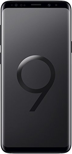 Samsung Galaxy S9 Plus Dual SIM 256 GB Smartphone Black - International Version