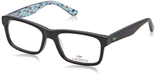 Lacoste Unisex-Erwachsene L3612 002 46 Brillengestelle, Schwarz (Matte Black)