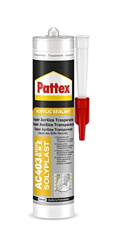 Pattex AC 403 Sigli One SUPER ACRILICO TRASPARENTE