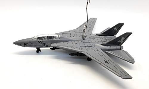 Grumman F-14 Tomcat Jet Flugzeug, Weihnachtsdekoration, Grau
