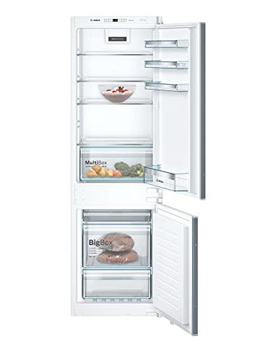 Bosch Elettrodomestici KIN86VSF0S Serie 4, Frigo-congelatore combinato da incasso, 177.2 x 54.1 cm