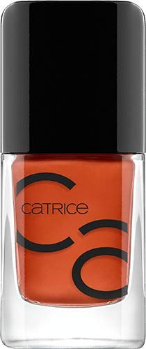 Catrice Iconails Gel Lacquer #83-Orange Is The New Black 10,5 Ml 10.5 g
