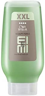 Wella EIMI Sculpt Force - Extra Strong Flubber Gel XXL 250 ml [並行輸入品]